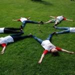 Ogres Starpnovadu skolēnu pirmās palīdzības sacensības