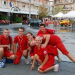 Eirpopas pirmās palīdzības sacensība FACE 2011
