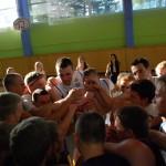 Latvijas Universitātes basketbolisti viesojās Jumpravā