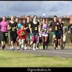 Jumpravas amatiermākslas kolektīvi sacenšas sporta spēlēs
