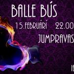 Valentīndienas balle Jumpravā 15.februārī