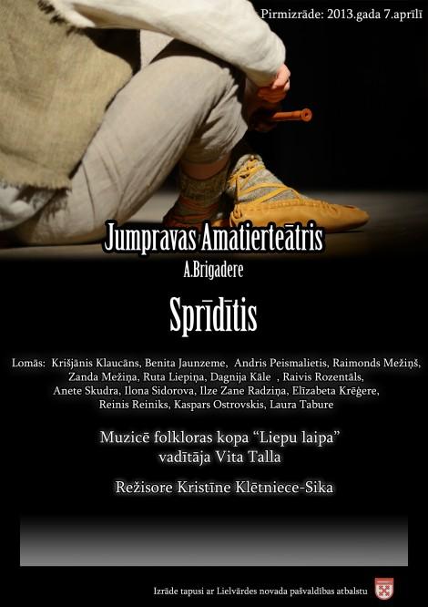 Spriditis_istais