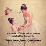 Gemstone dance studio koncerts