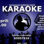 Atnāc uzdziedāt karaoke!