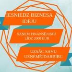 Tiek izsludināts biznesa ideju konkurss jauniešiem