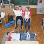 Jumpravā notiks Sarkanā krusta pirmās palīdzības sacensības skolu komandām