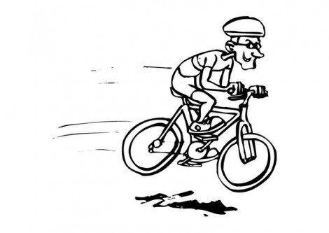 cycling-cartoon