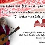 Austras Pumpures un Austrasbērnu koncerts
