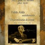 Valda Atāla autorkoncerts