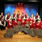 Jumpravas kultūras namā noslēdzies vidējās paaudzes deju kolektīvu Andrejdienas sadancis