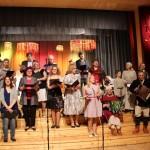 Jumpravas kultūras nama amatiermākslas kolektīvu gada koncerts