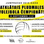 Jumpravas 2016. gada atklātais pludmales volejbola čempionāts