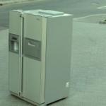 Ko darīt ar veco ledusskapi?