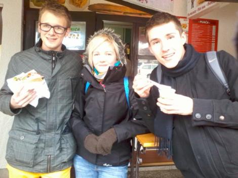 Vācietis, Somiete un Es  – Brīvprātīgo apmācību laikā.