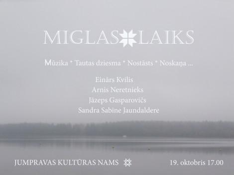 Miglas-Laiks-afiša