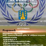 Izmaiņas Jumpravas olimpisko spēļu'16 norisē