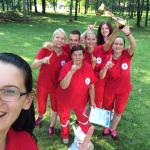 Jumpravas Sarkanā Krusta jauniešu komandai 1. vieta