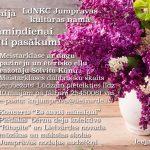 Māmiņdienas pasākumi Jumpravas kultūras namā!